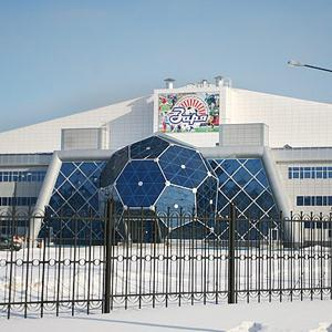 Спортивные комплексы Базарного Карабулака